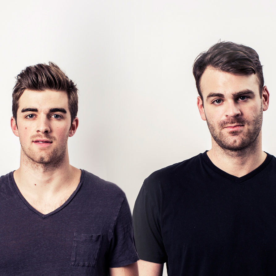 Interview with The Chainsmokers