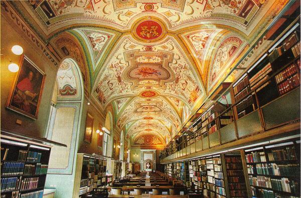 VaticanLibrary .VaticanCity.lovethiscitytv
