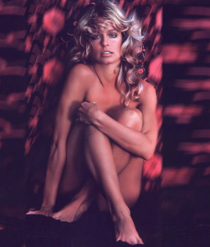 farrah fawcett nude playboy pics