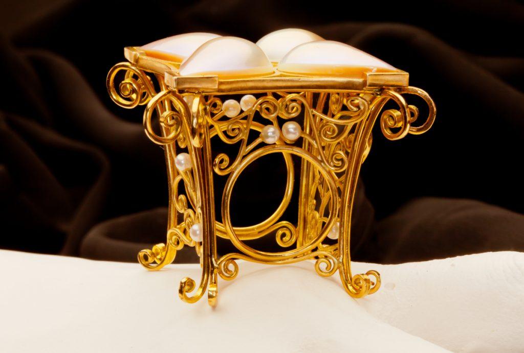 Kristen C. Arch ring #3 -