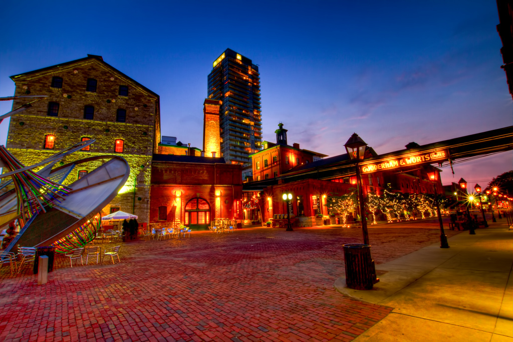 Toronto S Distillery District Things To Do And The History