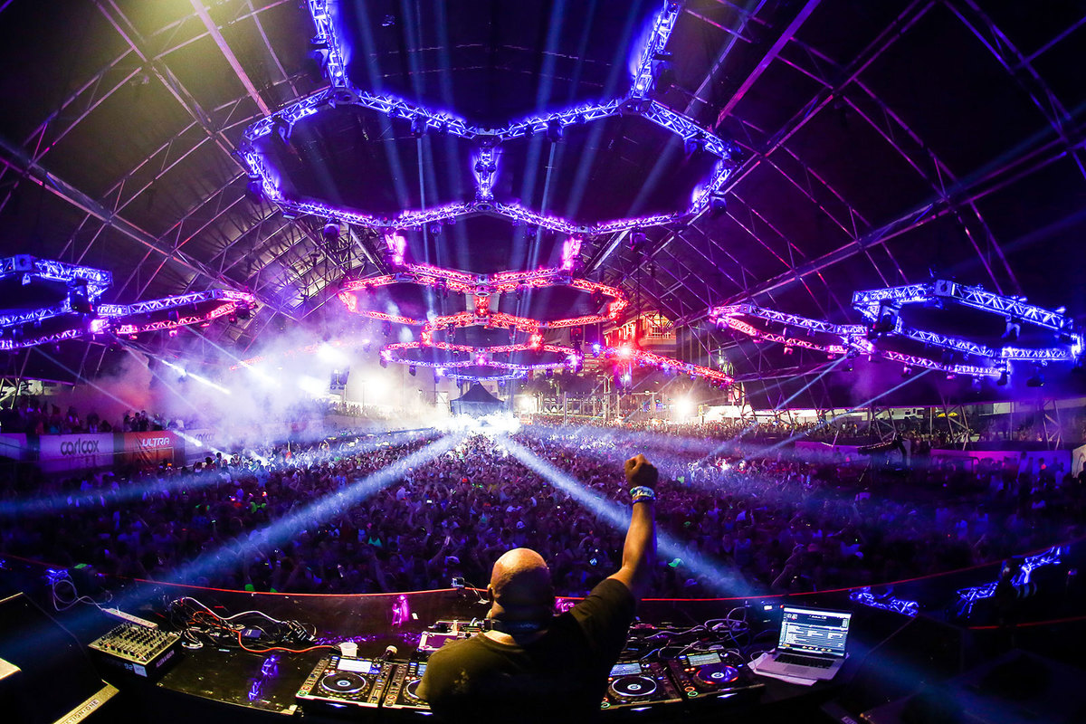 Miami ultra music festival reveals ticket prices for miami for World house music