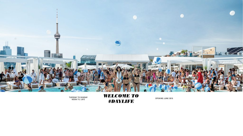 Cabana pool bar is sizzling this summer for Pool show toronto 2015