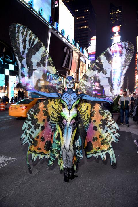 Top 10 Celebrity Halloween Costumes