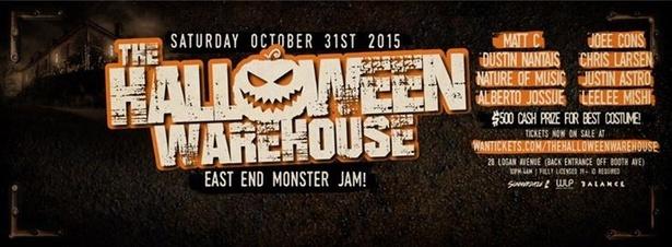 halloween warehouse