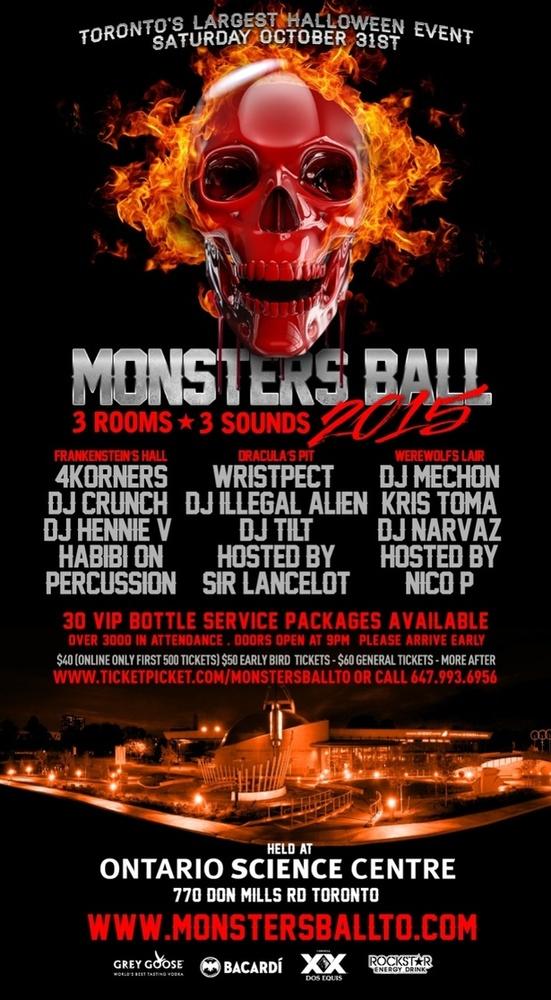 monstersball