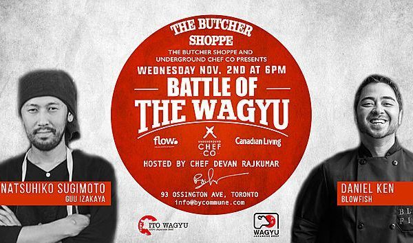 Special Event: Battle Of The Wagyu Beef