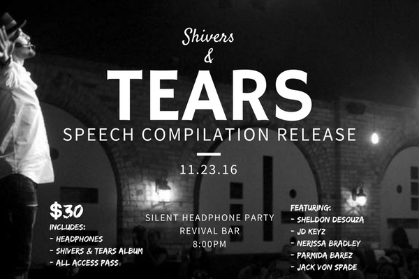Shivers & Tears Celebration of Life