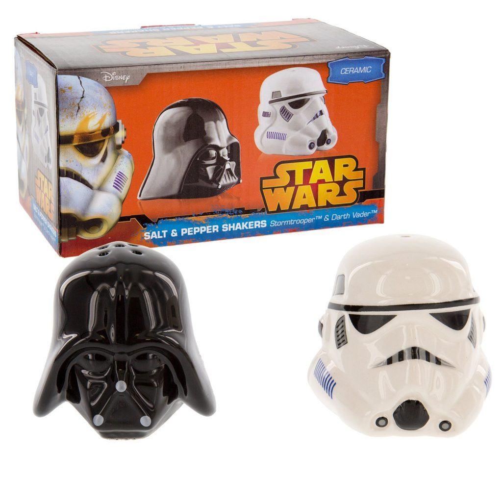 Star Wars Salt & Pepper Shaker $34.99