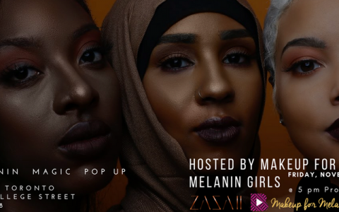 Make Up for Melanin Girls Hosts Pop Up Celebration