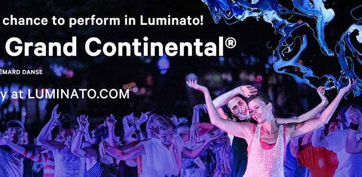 Luminato Wants You to Dance for Them